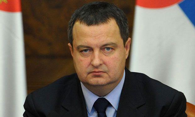Dačić: Nije realno da se samo SAD uključe u dijalog Beograda i Prištine