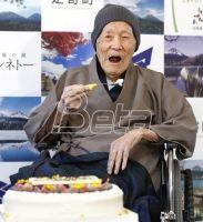 У Јапану умро најстарији мушкарац на свету с 113 година