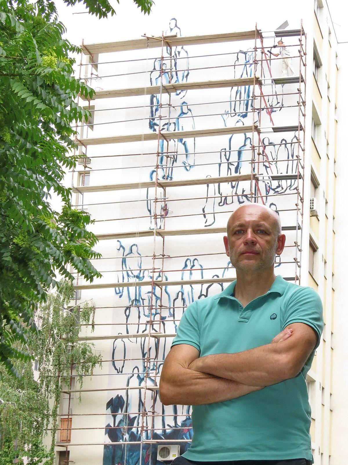 Локална заједница креира савремену уметност града