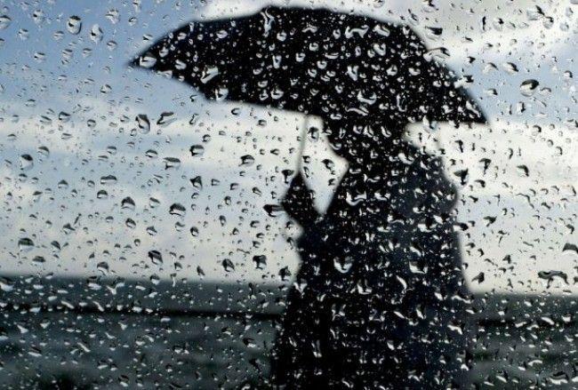 Sutra oblačno s kišom