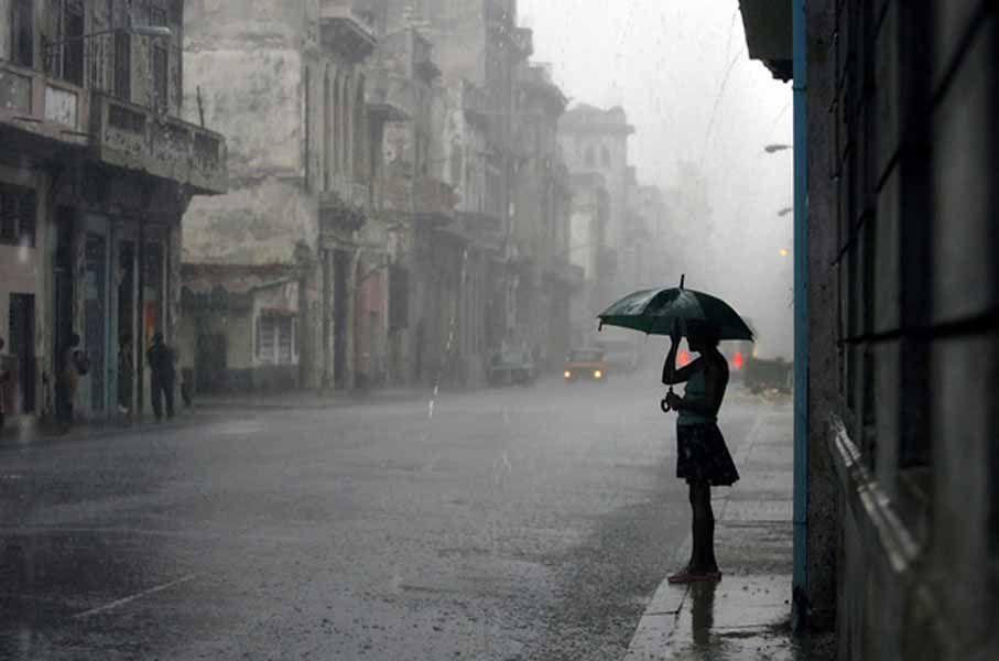 Од данас постепено наоблачење са кишом