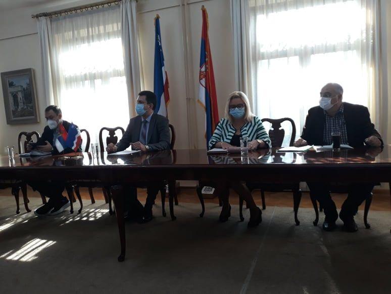 Gradonačelnik Šapca dr Aleksandar Pajić: Blizu smo uvođenja vanredne situacije