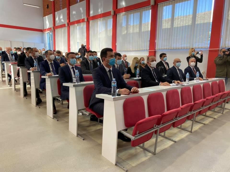 Шабац добио ново градско руководство