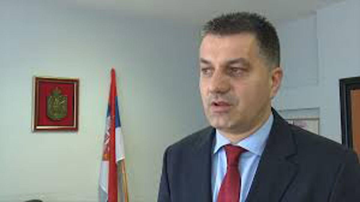 SAOPŠTENjE ZA MEDIJE načelnika Mačvanskog  upravnog okruga, Vladana Krasavca