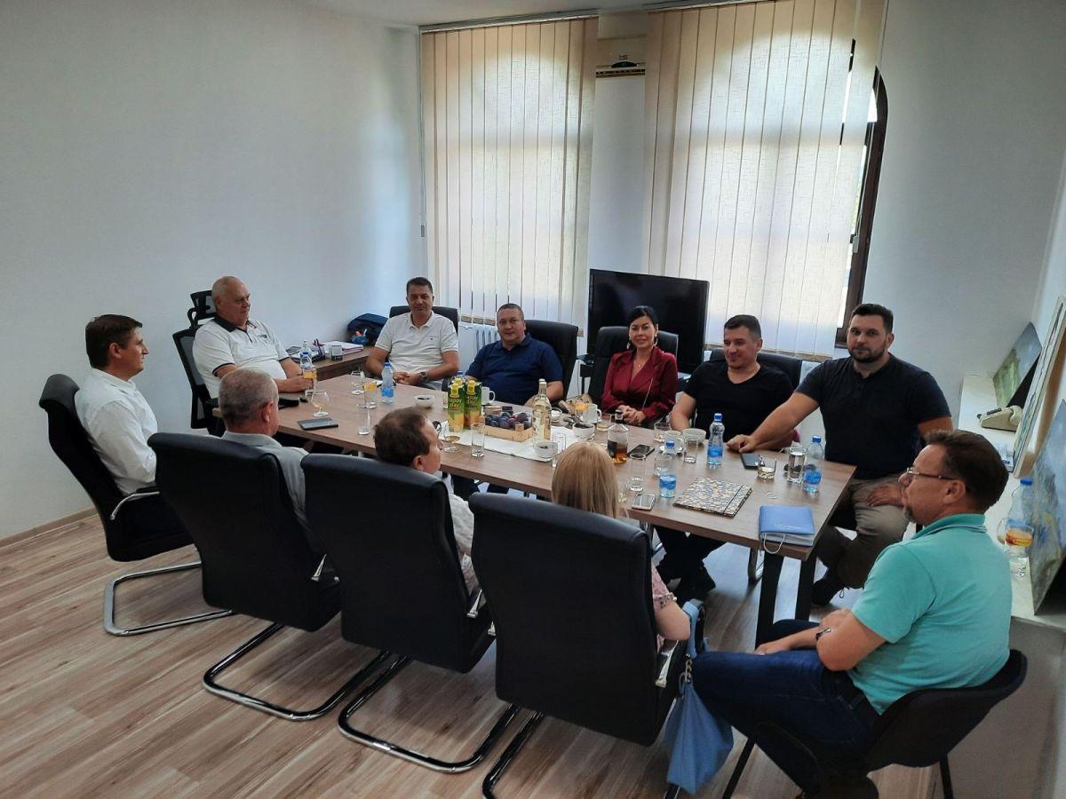Помоћник министра пољопривреде у посети Коцељеви