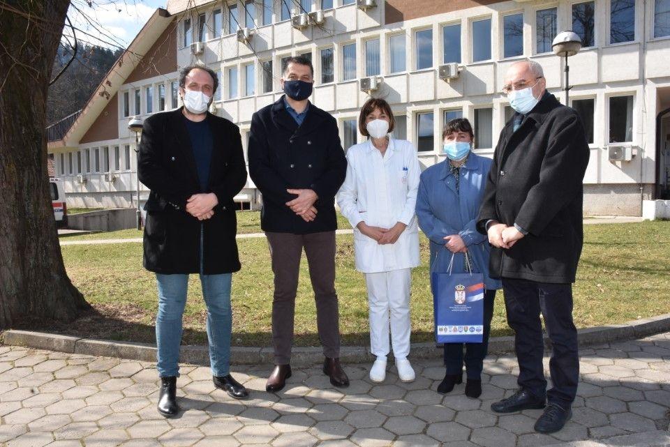 Načelnik MUO u Krupnju: Preko 12 odsto stanovnika opštine već vakcinisano