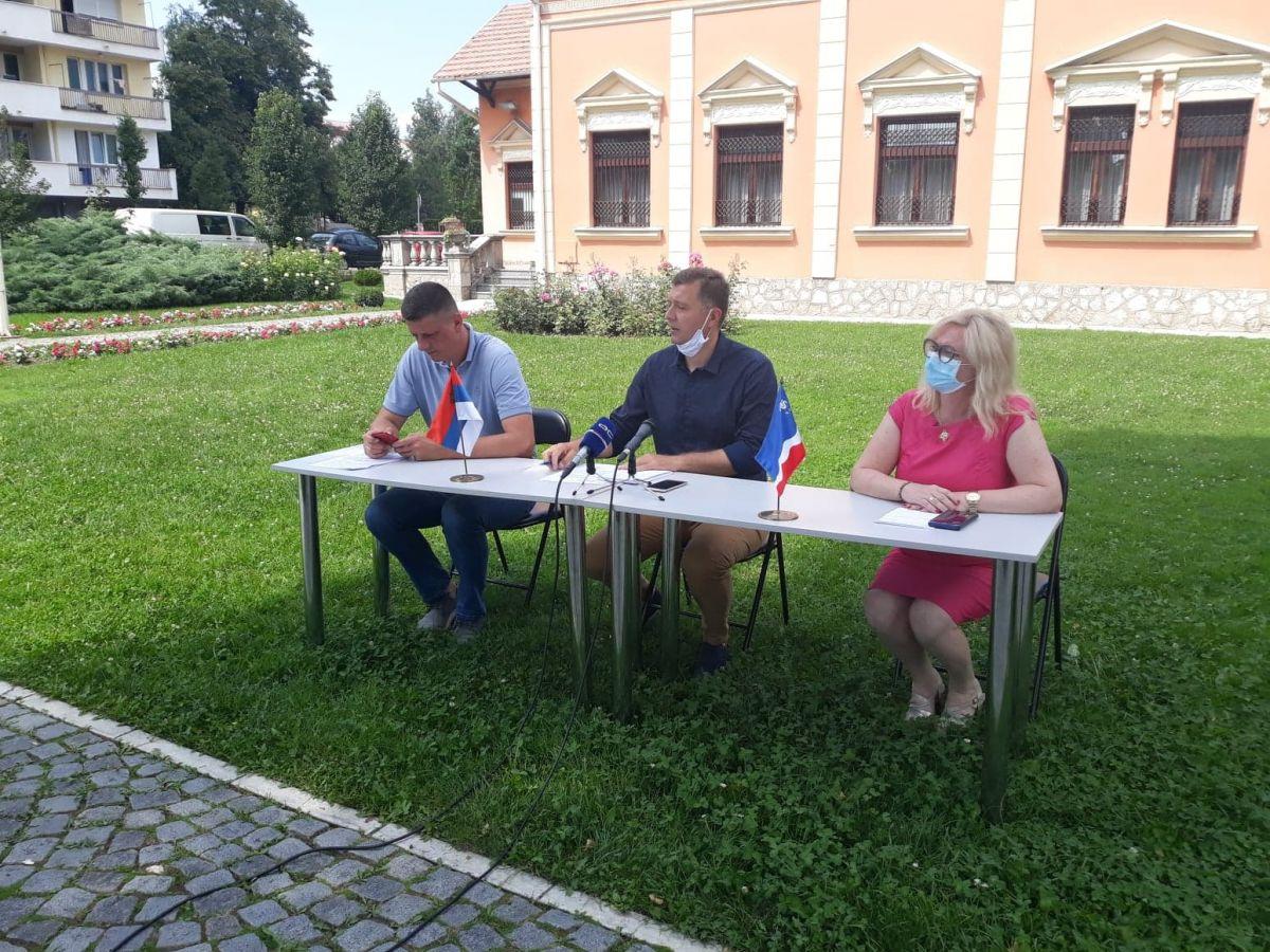 Зеленовић: У Шапцу драматична епидемиолшка ситуација