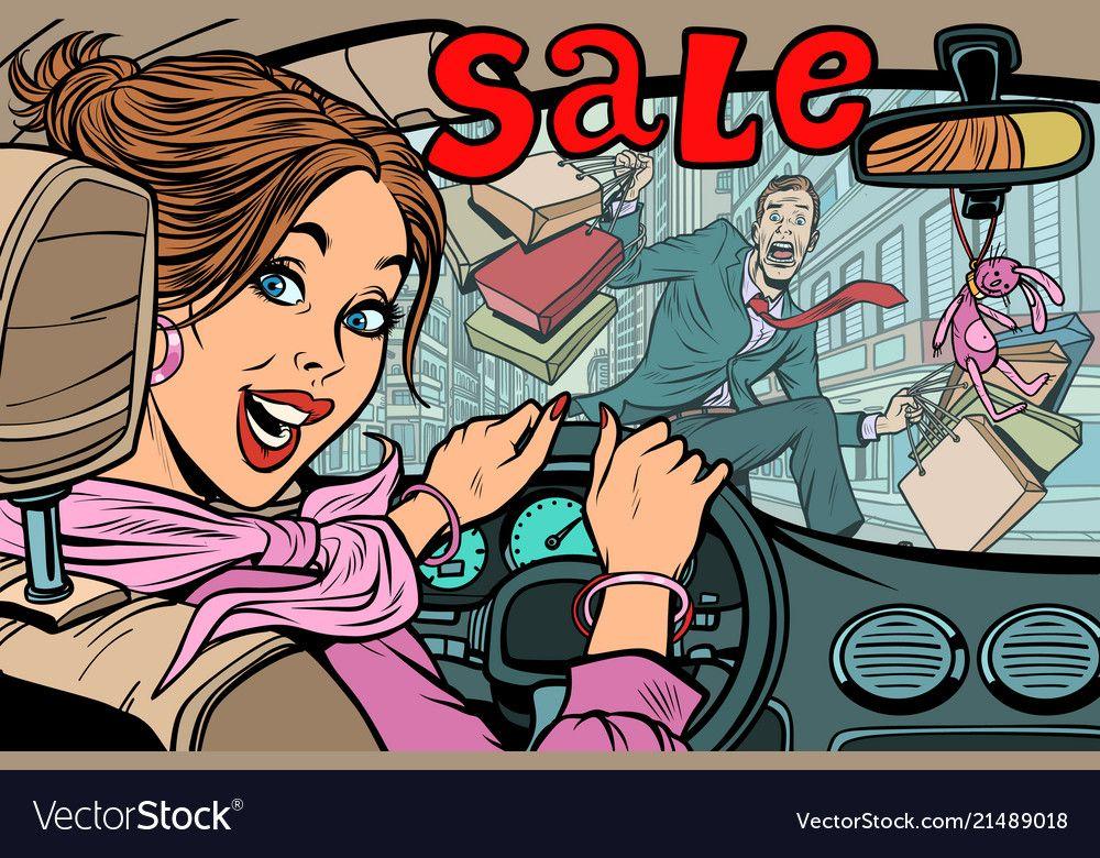 Ma, sigurno je žena za volanom