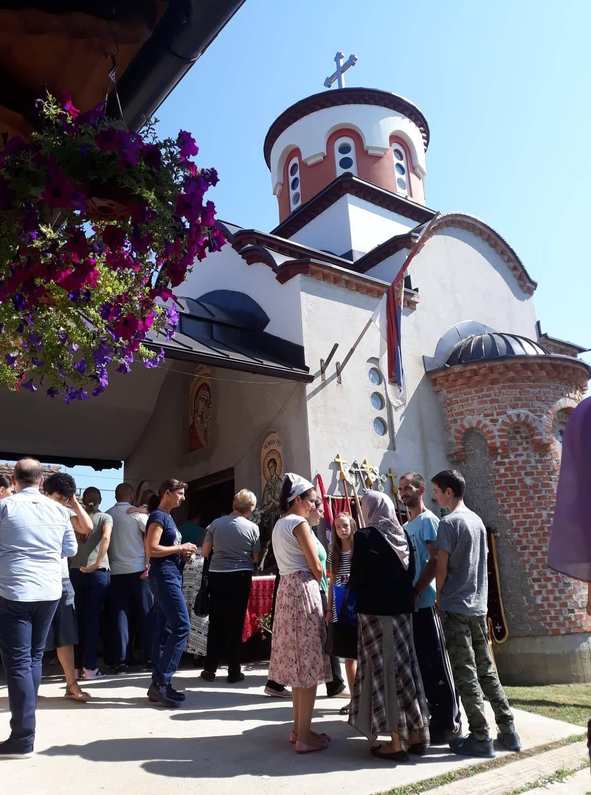 U Provu danas proslavljena hramovna slava
