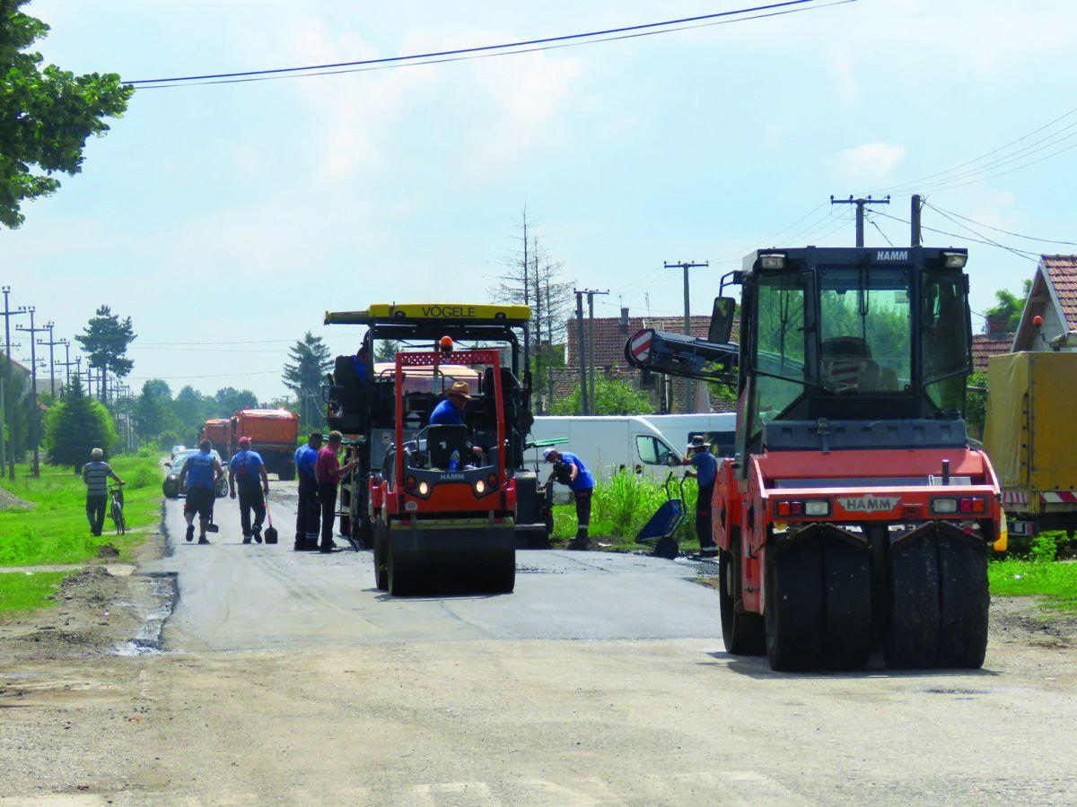Završeno asfaltiranje puta u Mačvanskom Pričinoviću