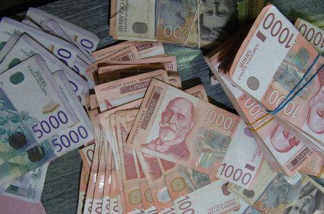 Евро данас 118,43 динара