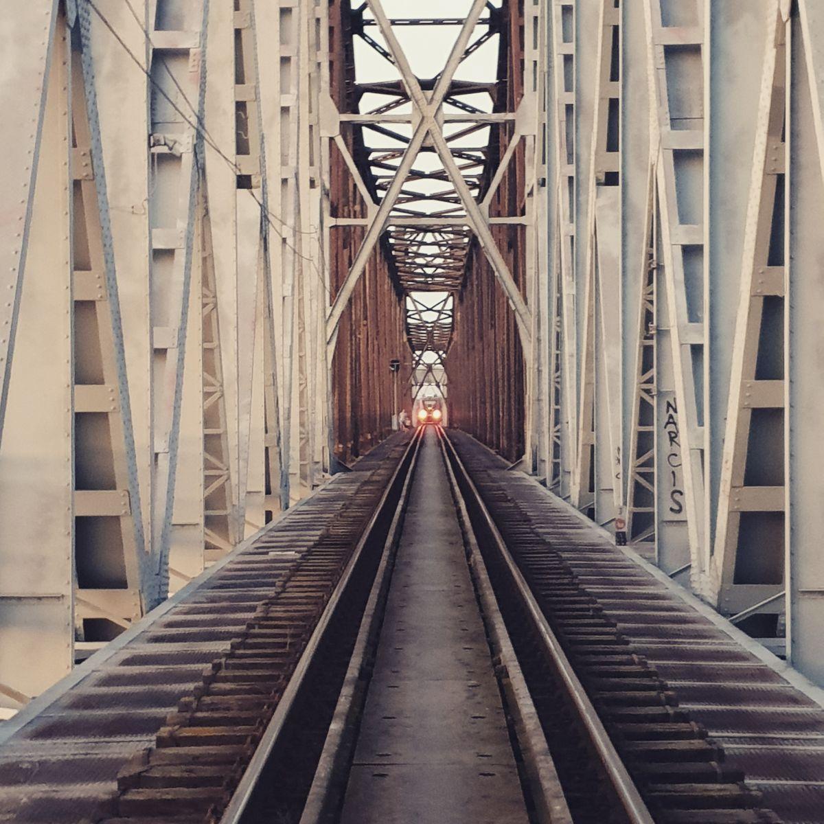 """Nagrađena fotografija """"Šabački most"""""""