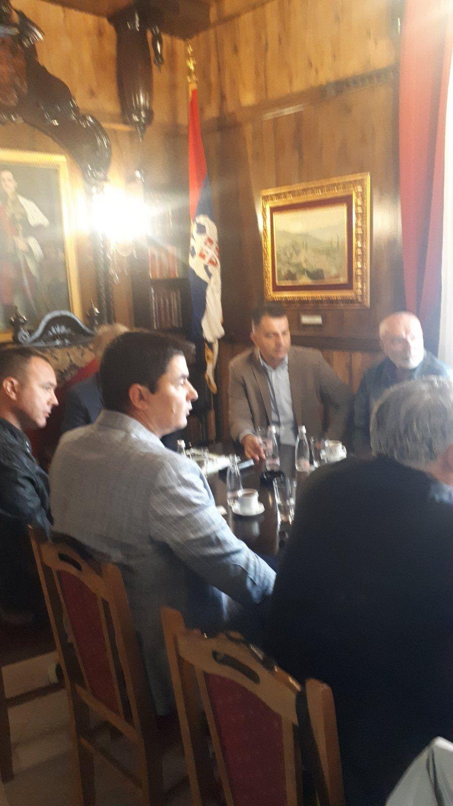 Sastanak u Krupnju povodom regionalne deponije