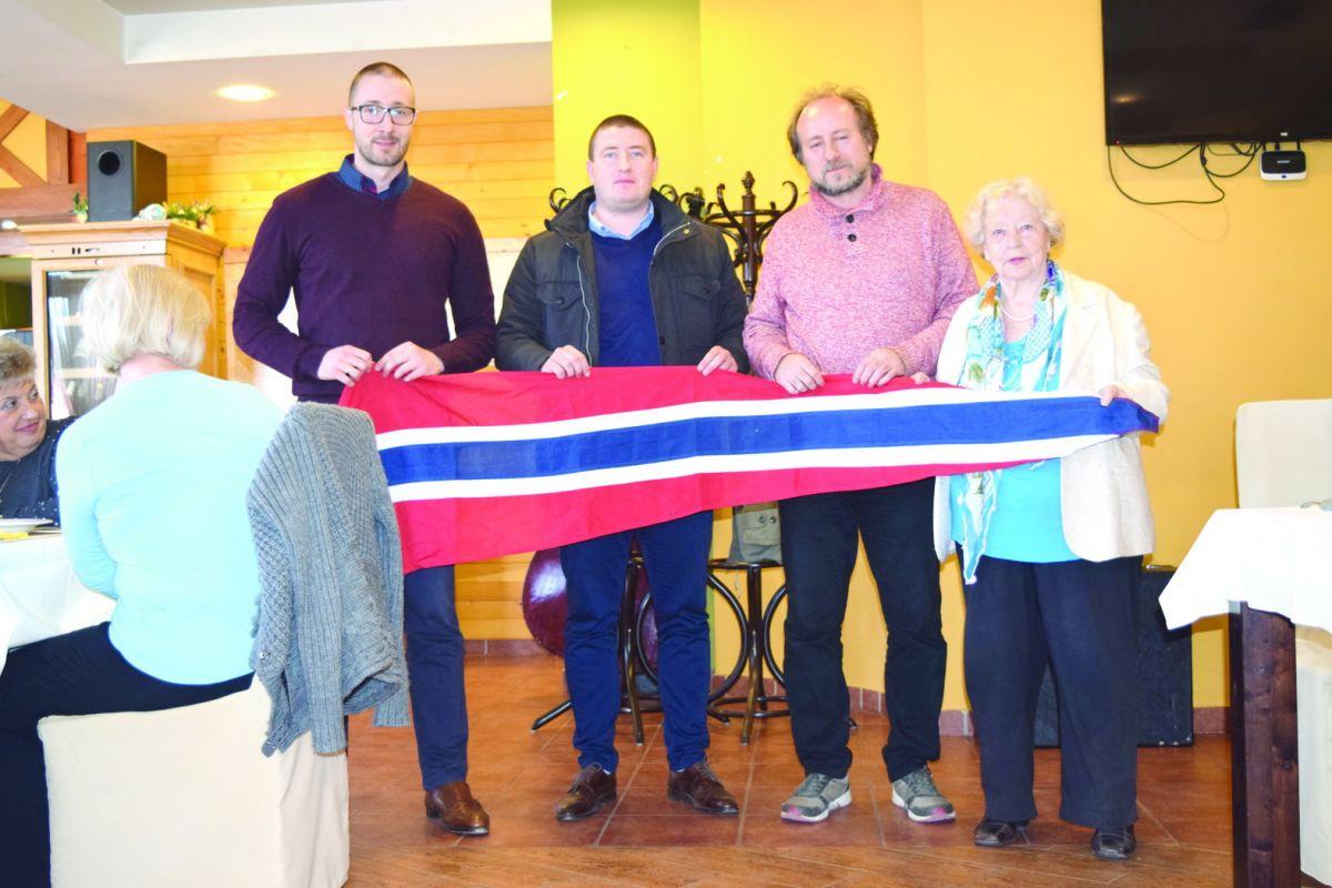 Норвешко друштво из Београда у посети шабачким пријатељима