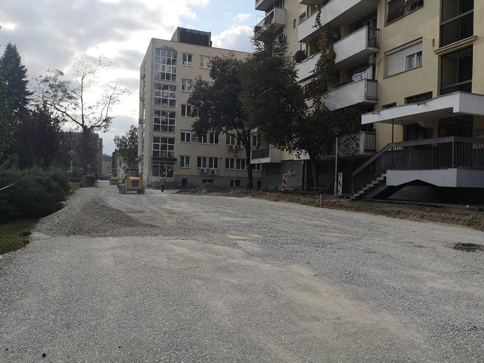 Novo ruho Nušićeve ulice