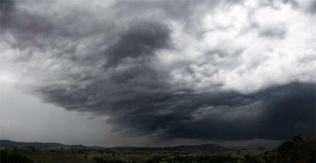 Srbiji danas olujni vetar, temperatura do 20 stepeni