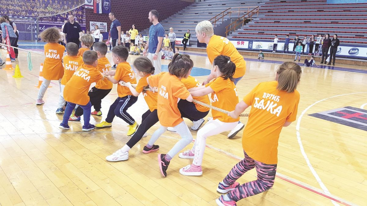Radost sporta i druženja