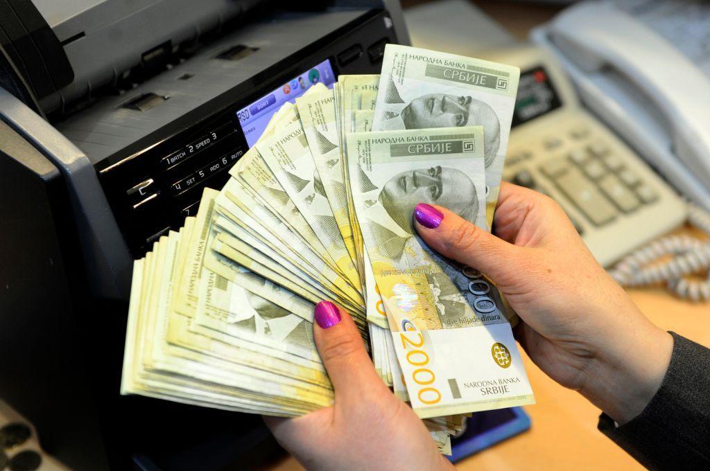 Veće plate u javnom sektoru