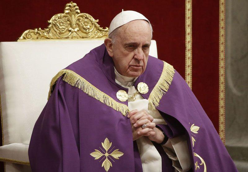Папа мења став Католичке цркве: Смртна казна је неприхватљва