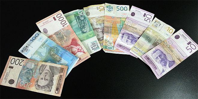 NBS: Najčešći falsifikati novčanica od 500, 1.000, 2.000 dinara
