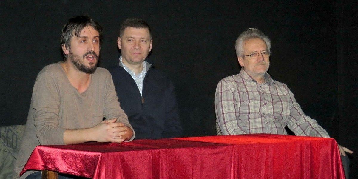 Бранислав Трифуновић, Небојша Зеленовиш и i Зоран Карајић