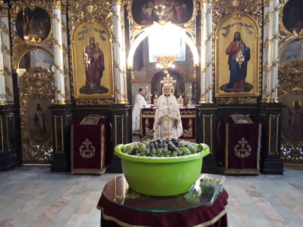 Praznik Preobraženja Gospodnjeg proslavljen u Sabornom hramu