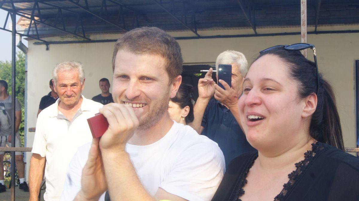 Pobeda ljubavi  Sare  i Gorana