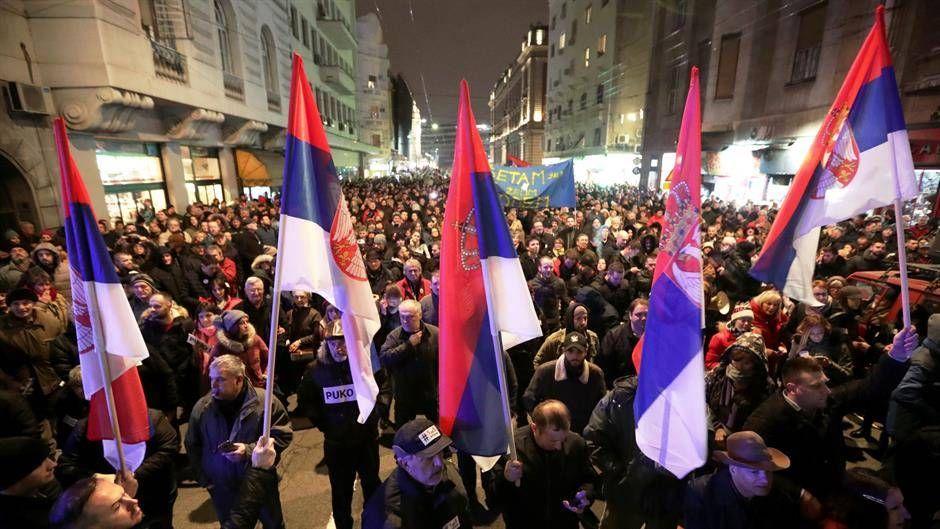 Апел НУНС-а: Новинарима омогућити безбедно извештавање са протеста