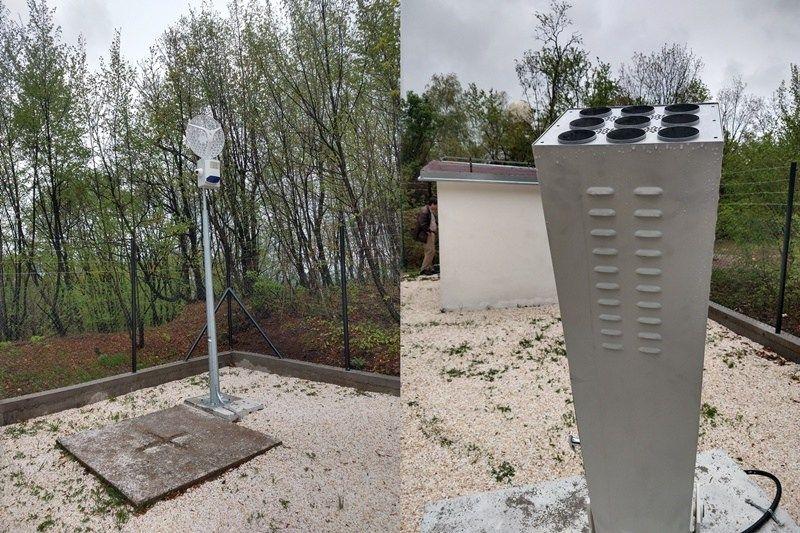 Srbija i RS grade zajednički protivgradni sistem uz Drinu