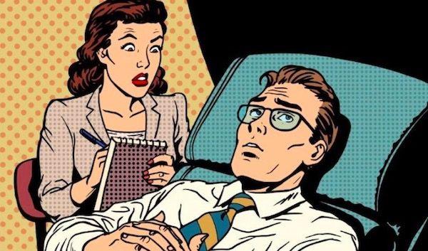 НИЈЕ СРАМОТА ... ако идеш код психолога