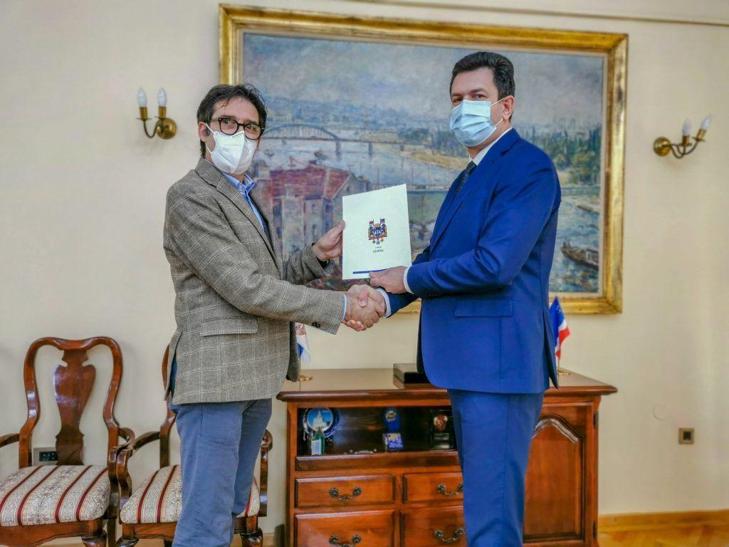 Градоначелник Шапца именовао саветника за за спорт и спортску инфраструктуру