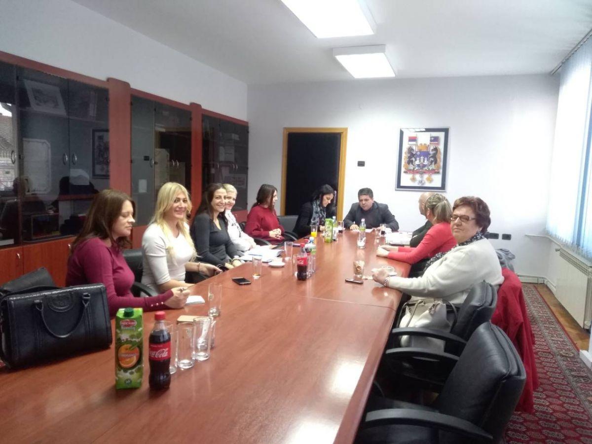 Седница савета за родну равноправност