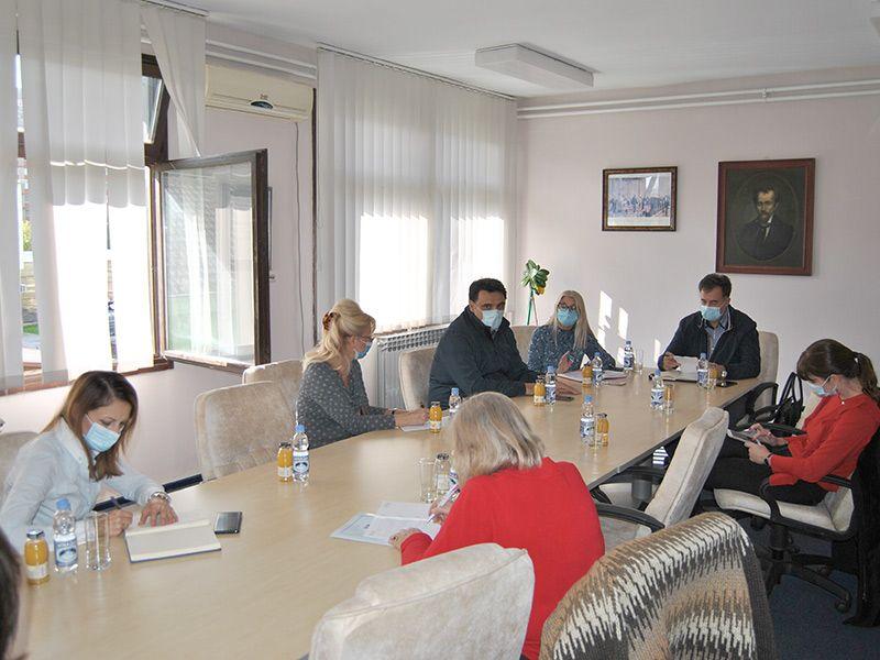 Састанак са представницима домова здравља