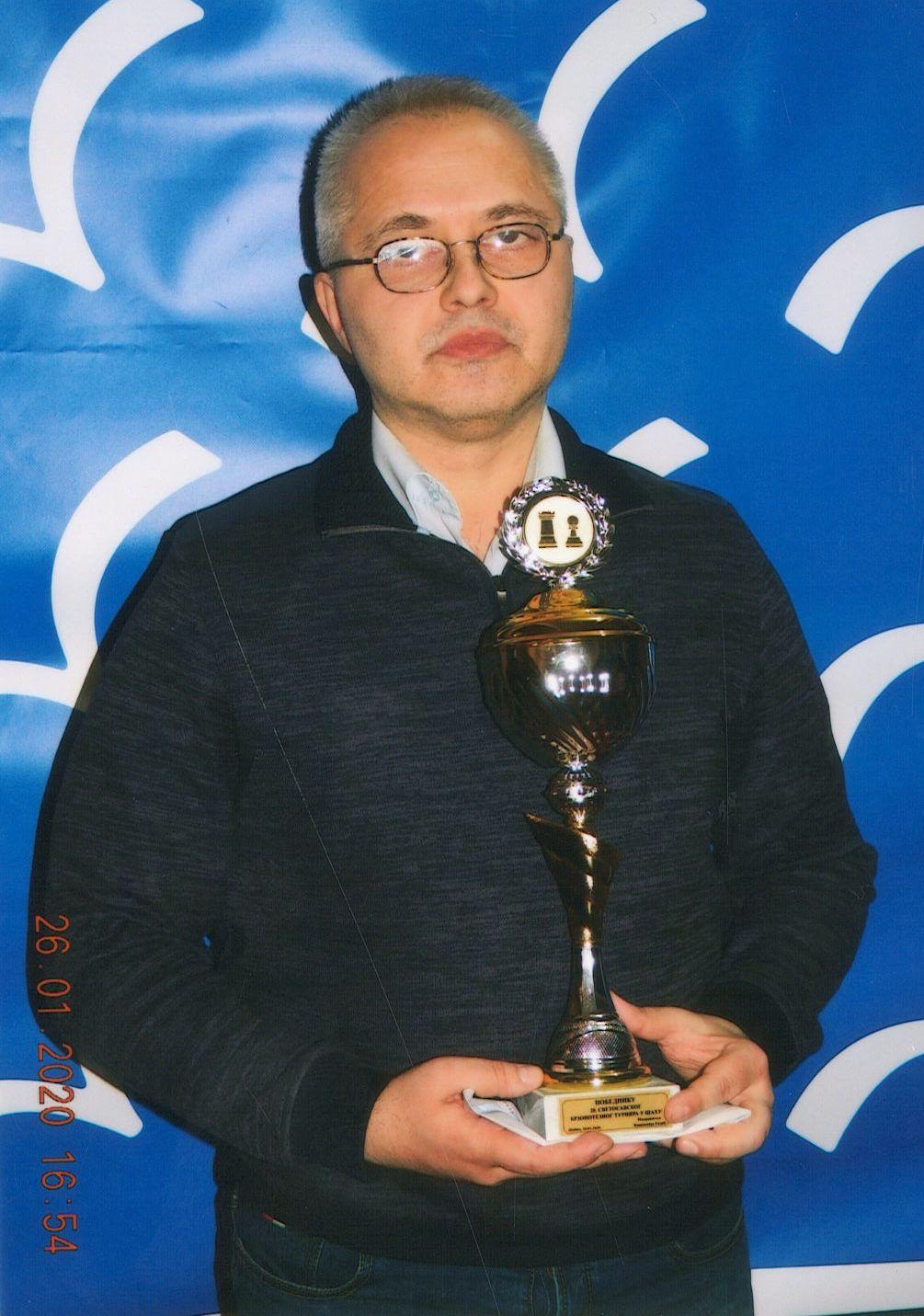 Празнични тријумф Маринковића