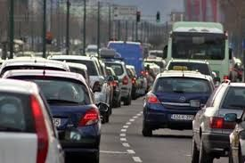 Umeren saobraćaj, mokri kolovozi