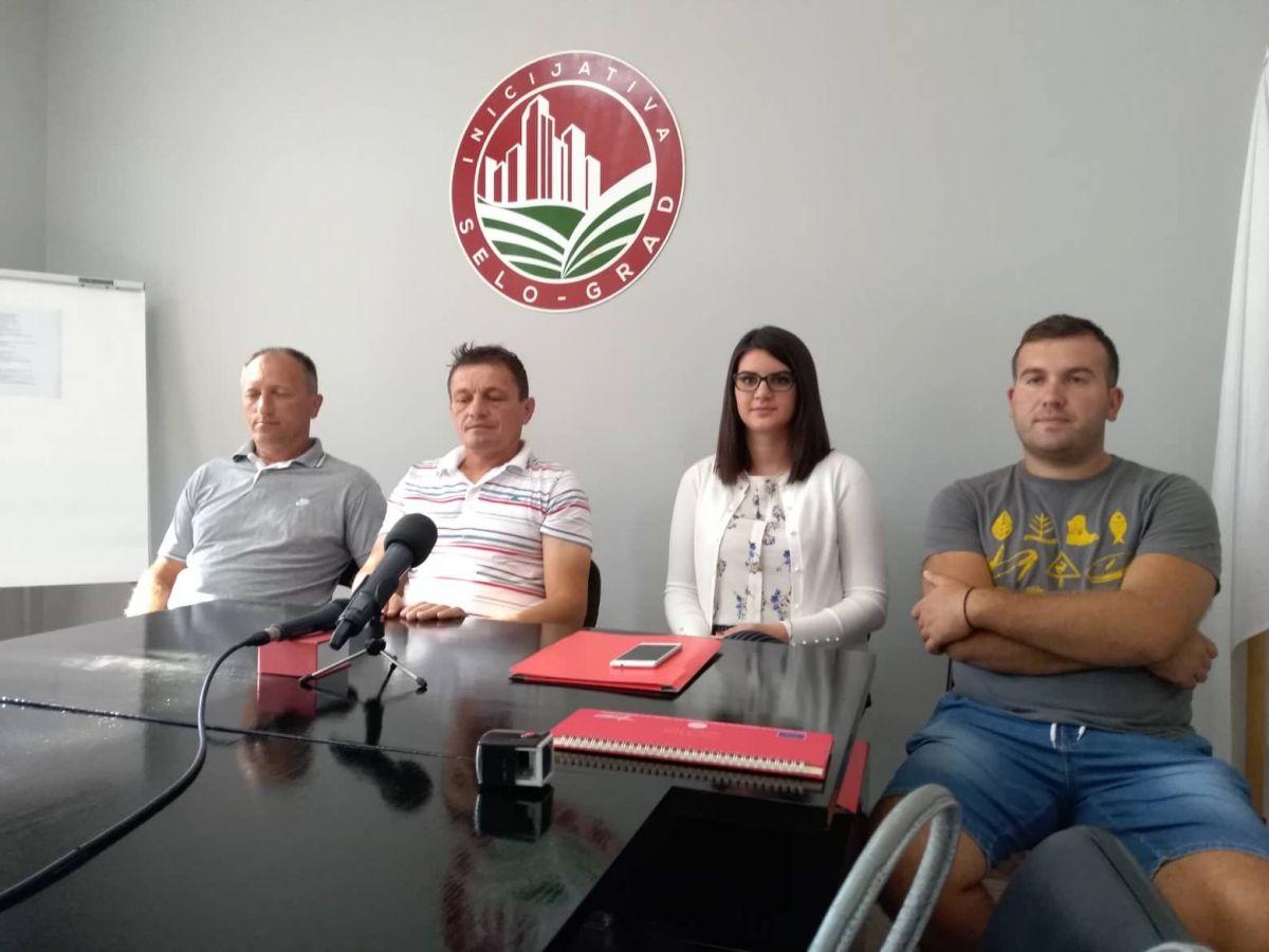 Конференција Иницијативе Село - град