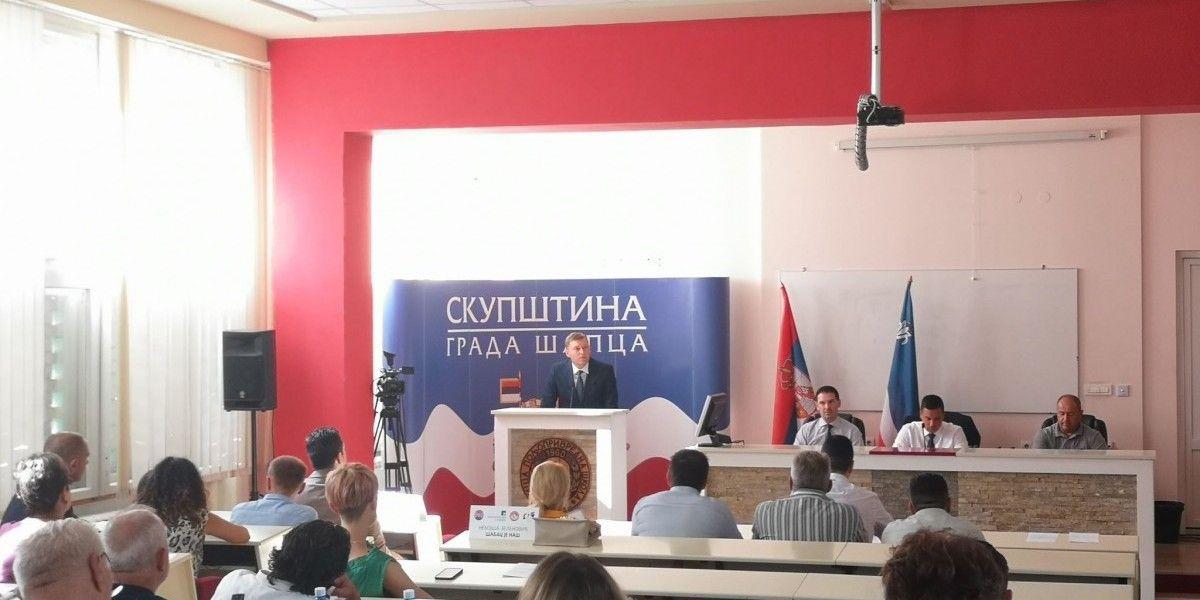 Pomoć srpskim  porodicama na Kosovu