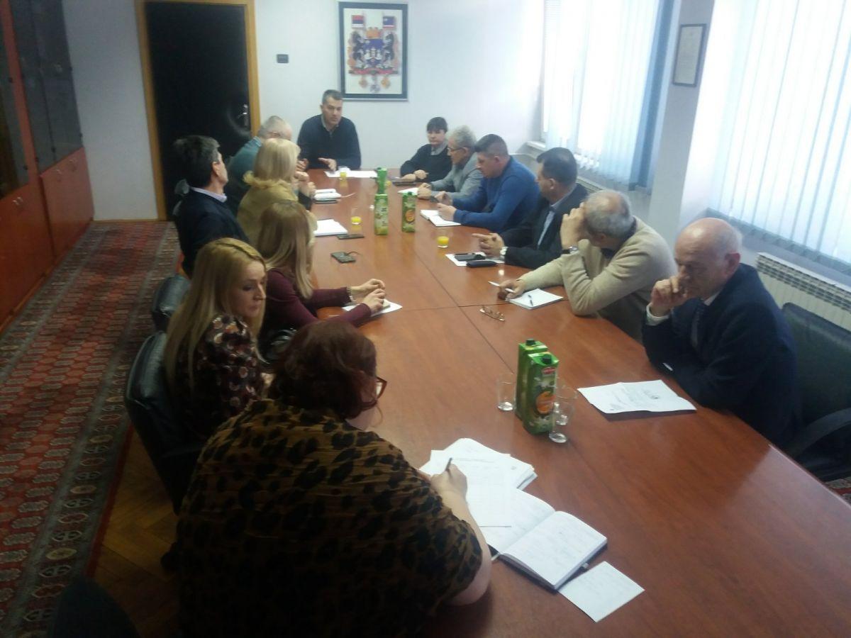 Саопштење начелника Мачванског управног округа