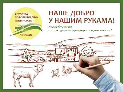 Почело анкетирање пољопривредника у Подрињу