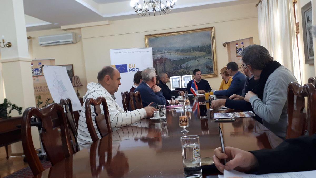 """Konferencija povodom rekonstrukcije """"Sokolane"""""""
