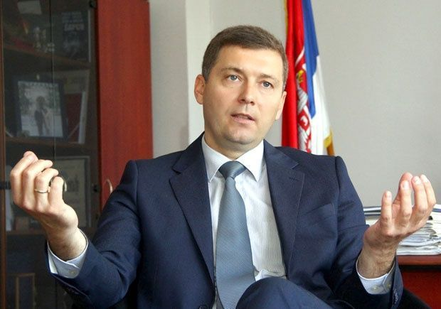 Zelenović: Demokratsku stranku otima Aleksandar Vučić