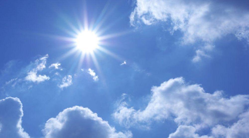 Данас сунчано и још топлије