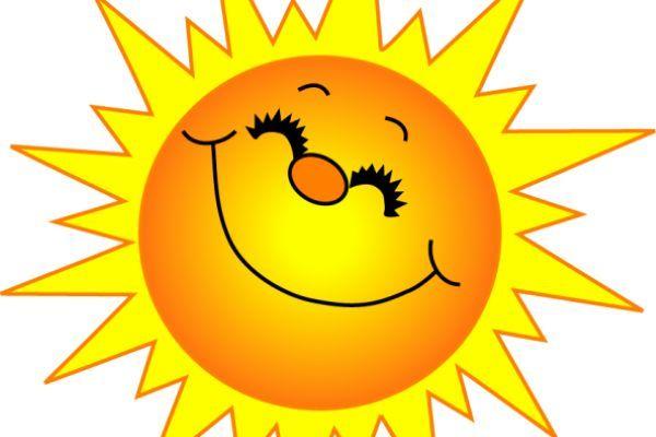 Сунчано, топло, већи део дана, предвече киша