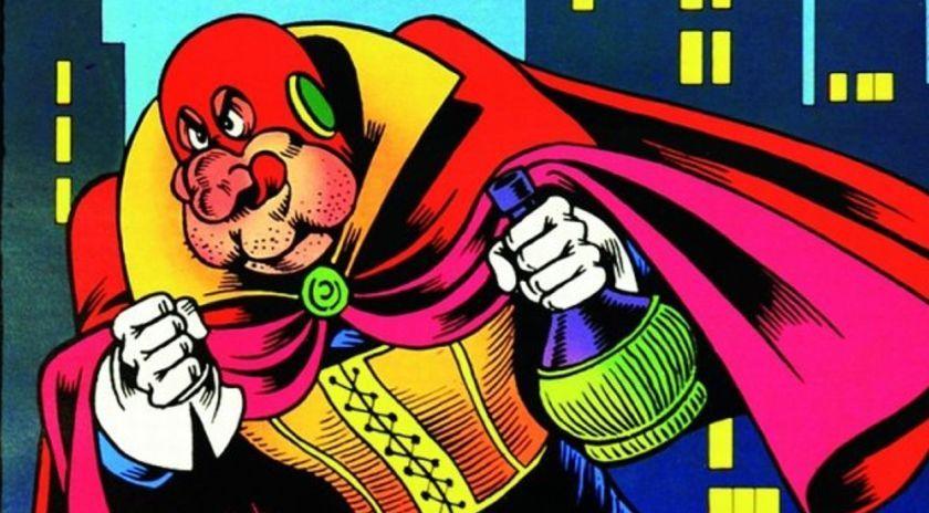 Predsednik poput Superhika