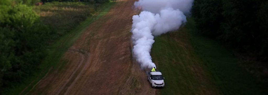 Сузбијање ларви  комараца на територији Мачванског округа