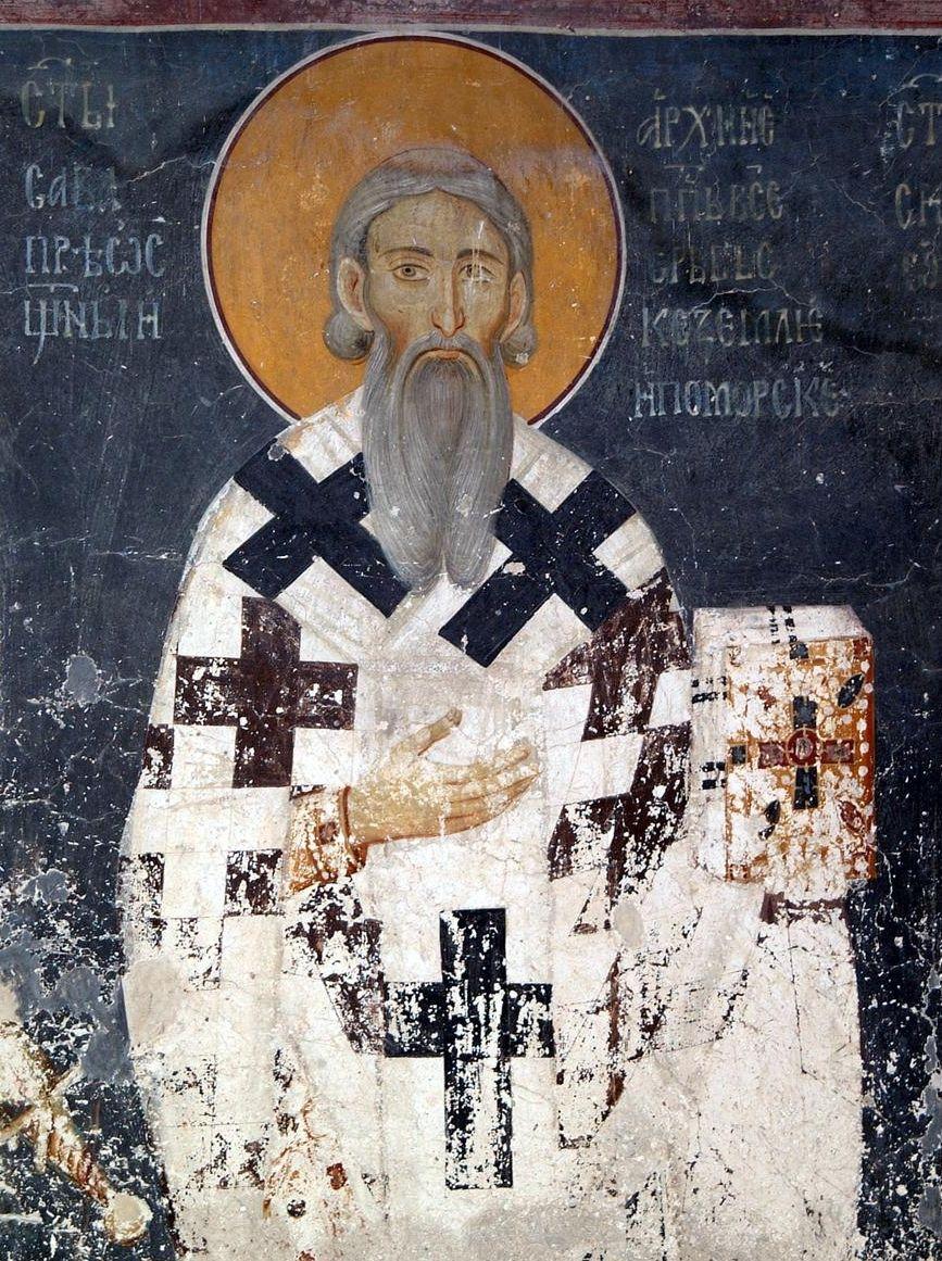 Prvi arhiepiskop i srpski prosvetitelj