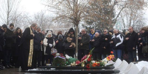 Godišnji pomen Oliveru Ivanoviću