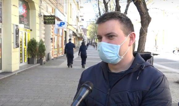 Комунална полиција контролише да ли радници носе маске