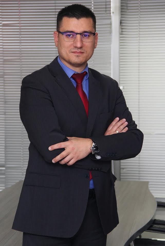 ДИРЕКТОР АИК БАНКЕ У ШАПЦУ ДРАГАН МАРИНКОВИЋ