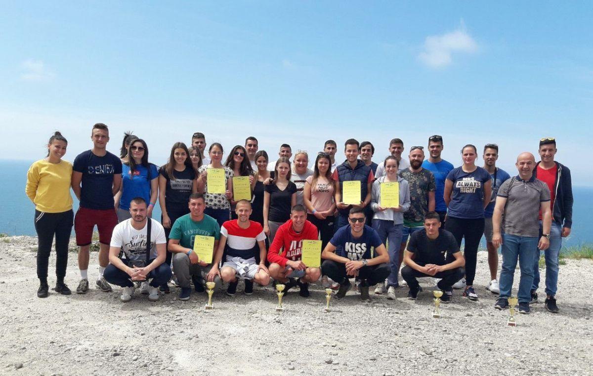 Veliki uspeh studenata na Agronomijadi